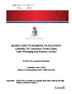 Book CCG: Radio Aids to Marine Navigation (RAMN)