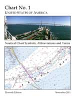 Book NGA/NOAA: U.S. Chart No. 1