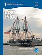Book NOAA: United States Coast Pilot 1