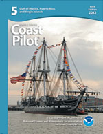 Book NOAA: United States Coast Pilot 5