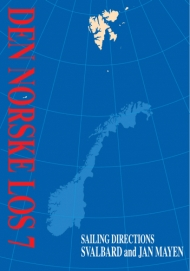 Book SJO: Sailing Directions: Svalbard and Jan Mayen