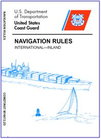 Book USCG: Navigation Rules