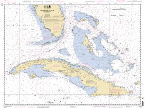 Nautical Free - Free nautical charts & publications: One page version