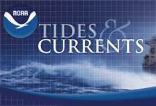 Logo Tides & Currents (CO-OPS/NOAA)